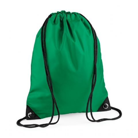 CHOOSE DESIGN - KELLY GREEN GYMSAC